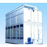 China Professional Evaporative Condenser Refrigeration Air Conditioning System , 4-7.5kw Axial Fan Power on sale