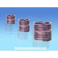 manufacture supply thread insert stainless steel screw thread coils with