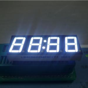 LED Clock Display For Microwave Oven Timer , Digital Clock Display Manufactures