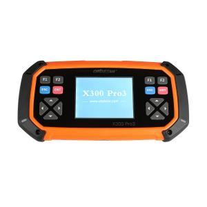 OBDSTAR X300 PRO3 Car Key Programmer Key Master with Immobiliser + Odometer Adjustment +EEPROM/PIC+OBDII Update Online Manufactures