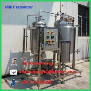0.25 ton per hour pasteurization Manufactures