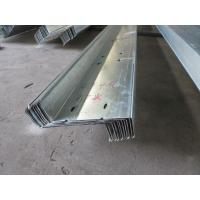 China Galvanized Steel Roof Purlins For Components Construction Warehouse Building on sale