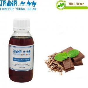 Xi'an Taima USP Grade Mint Aroma Minty Chocolate Flavor E-juice Manufactures
