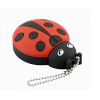 Quality 8GB Cute ladybug Plastic USB Flash Drive 32GB Pendrive 16GB USB Memoria stick for sale