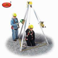 High Quality And Hot Selling Confined Space Rescue Tripod with Self-lock Device Manufactures