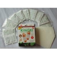 Kinoki Detox Foot Patches Gold & White Patches Manufactures