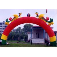 Arched Bridge Inflatable Advertising Balloons For  Wedding & Engagement Ceremony Manufactures