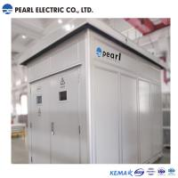 Epoxy Resin Insulation Prefabricated Substations High Environmental Adaptability Manufactures