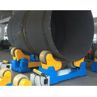 Self Aligned Welding Rotator 20 Ton Driving Capacity Pipe Roller Industry Use Manufactures