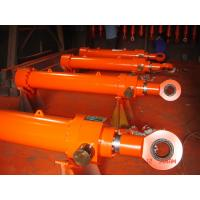 Customized Stainless Industrial Hydraulic Cylinders High Temperature Resistant Manufactures