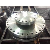 P285NH P285QH  Hot Rolled Forged Carbon Steel Flange Finish Machine PED Certificate Manufactures