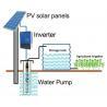 MPPT Solar Power 3 Phase Inverter , 22kW 37kW 30kW Solar Water Pump Inverter Manufactures