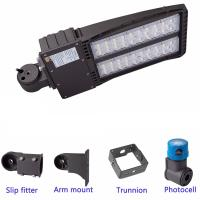 Outdoor 60w 100w Shoebox Led Street Light 5000k 6000k 4000k With 5 Years Warranty Manufactures