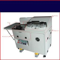 Desktop Album Making Machine , Case Cover Photo Book Making Equipment Automatic Manufactures