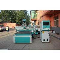 AC380V/50HZ Multi Head CNC Router 50m/30m/ Min Motion / Working Speed Manufactures