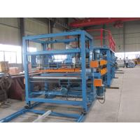 Quality 1250mm Width EPS Sandwich Panel Production Line 28Kw , Sandwich Panel Forming Machine for sale