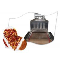 Sliver Chili Drying Machine Microwave Sterilization Machine CE Certification Manufactures