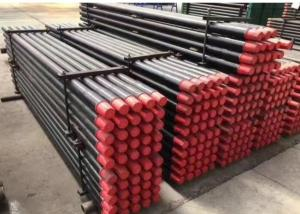 Polygonal Kelly Drill Rod Pipe With Taper Small Pitch Thread For Mining And Well Drilling Rig Machine Manufactures