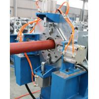 Panasonic PLC Control Downspout Roll Forming Machine Hydraulic Station Manufactures