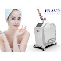 Nd Yag Q Switch Pigment Laser Tattoo Removal Equipment For Clinic / Spa Manufactures