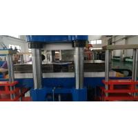 Quality One Hour Produce 700 Pieces, Double Press Install 4 Molds 400 Ton Disc Brake Pads Making Machine for sale
