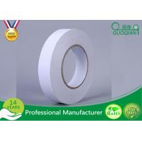 Acid Free & Heat Resistant Double Sided Adhesive Tape For Wallpaper , Photos Manufactures