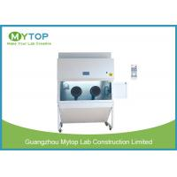 Laboratory Class III Biological Safety Cabinet , Clean Air Biosafety Cabinet Manufactures