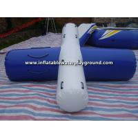 Kids Inflatable Water Totter , Inflatable Teeter Totter Toys For Lake Park Manufactures