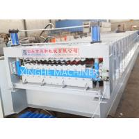 Quality Automatic Galvanized Steel Roof Panels Cold Roll Forming Machine for sale