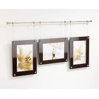 7mm Acrylic Custom Picture Frames Wall Mounted Hanging For Decoration Manufactures