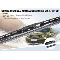 Beam Wiper Blade Rivet Frame Wiper 1.0mm Thickness Universal Adapter Manufactures