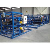 380V Sandwich Panel Roll Forming Machine , Sheet Metal Roll Forming Machine Manufactures
