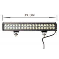 Quality IP67 17 Inch 108W Automotive Led Light Bar , Led Work Lights For trucks for sale