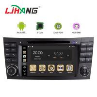 Multi Language Mercedes Media Player , 2TB Hard Disc Dvd Player For Mercedes Manufactures