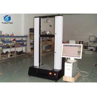 Double Column Tensile Testing Machine Computer Type For Motor Drive System Manufactures