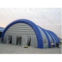 Big Inflatable Outdoor PVC Inflatable Event Tent , Inflatable Building House Tent Manufactures