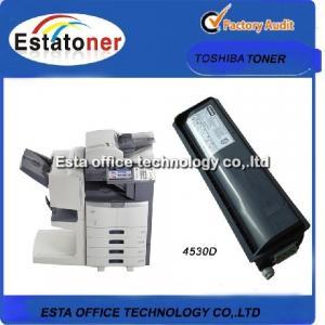 T4530D 5K / 10K / 24K Toshiba Copier Toner For Digital Photo Copiers Manufactures