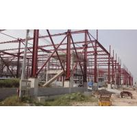 Prefabricated Light Steel Structure Steel Frame Building Construction Metal