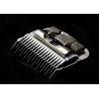 Snap- on Hair Clipper Blades Detachable Stainless Steel Hair Removal Blade Set For Dog Manufactures