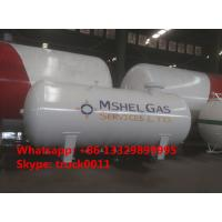 factory price 12m3 bulk surface lpg gas propane storage tank for sale, 12,000L propane gas storage tank with best price Manufactures