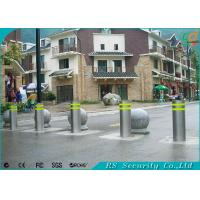 Durable Traffic Barrier Hydraulic Bollards Outdoor Road Bollards Manufactures