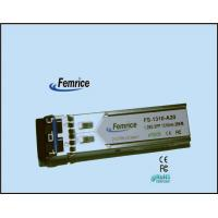 1.25Gbps 1310nm Single-mode Dual LC 10km SFP Module Manufactures