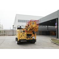 Hydraulic Surface Diamond Core Drilling Rig Track Crawler Mounted CSD1800X Manufactures