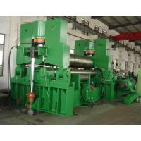 High Precision Metal Hydraulic Plate Rolling Machine Tanks Industrial Hydraulic Drive Manufactures