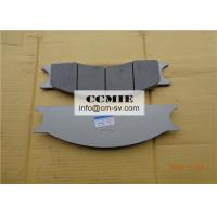 Quality XS180 road roller original XCMG spare parts brake pads genuine for sale