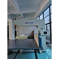Sofa Factory Sponge Foam Vertical Cutting Machine Easy To Install Manufactures