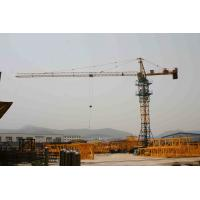 Building Site /Construction Site Cranes With 140m 6ton Tower Crane Lifting Capacity 32.8 kW Total Power Manufactures