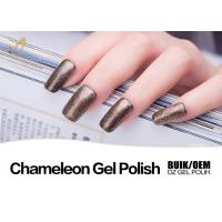 Healthy Chameleon Gel Nail Polish That Changes Color Bottle / Barrel Package Manufactures