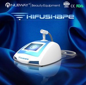 Lastest HIFU Ultrasound Vacuum Body Shaping Machine For Weight Loss