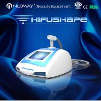 Quality Lastest HIFU Ultrasound Vacuum Body Shaping Machine For Weight Loss for sale